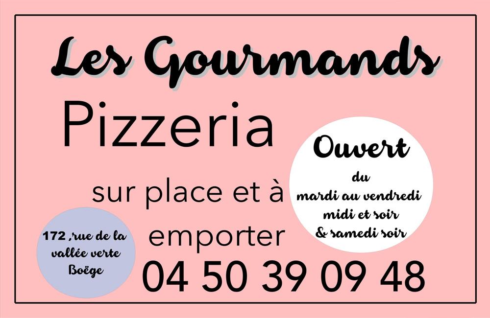 Pizzeria Les Gourmands